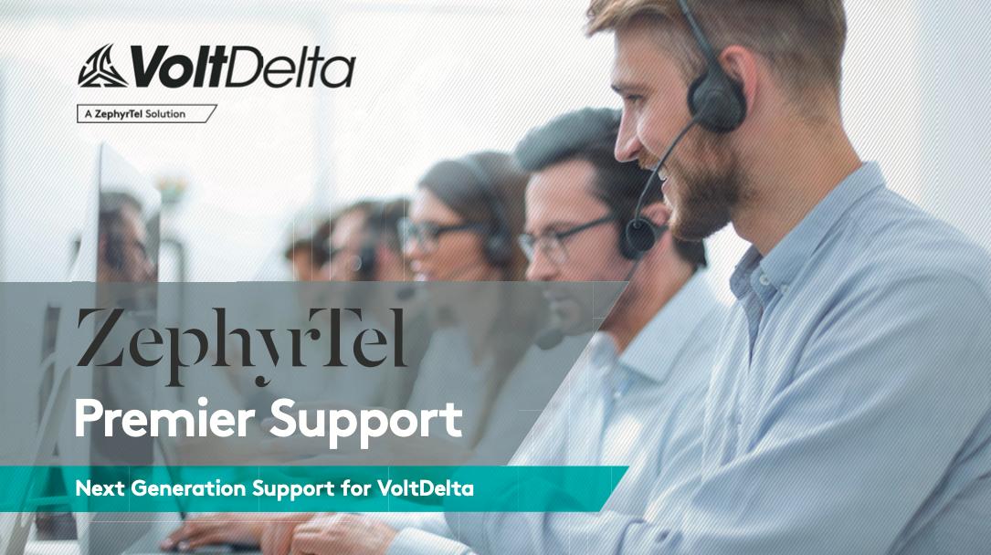 VoltDelta Premier Support