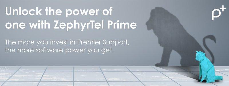 ZephyrTel Prime Hero Image